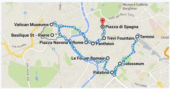 Les musées du Vatican pour aider à l'évangélisation! Enseignement divin sans pareil... Carte_10