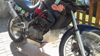 sabot moteur kawa 500 kle 20200313