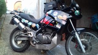 sabot moteur kawa 500 kle 20200315