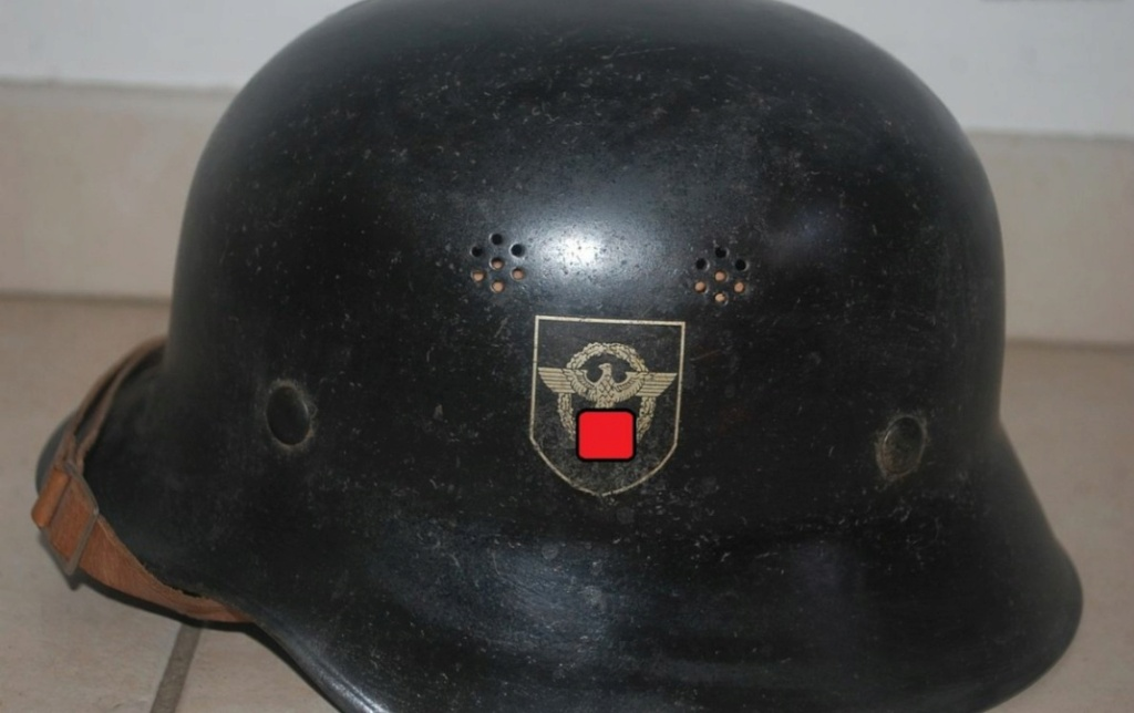 Casque police allemand 20210326