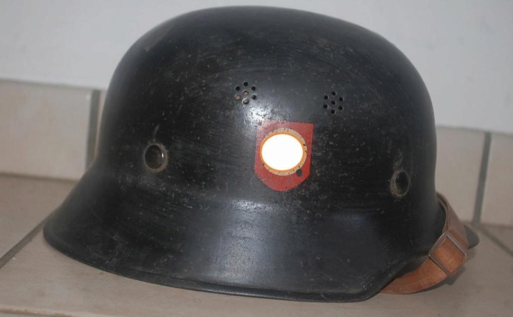 Casque police allemand 20210327