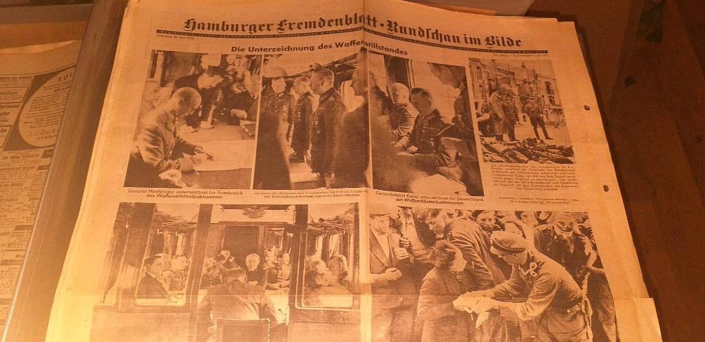 Des suppléments de journaux allemands Page10