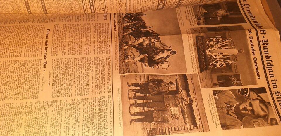 Des suppléments de journaux allemands Page2310