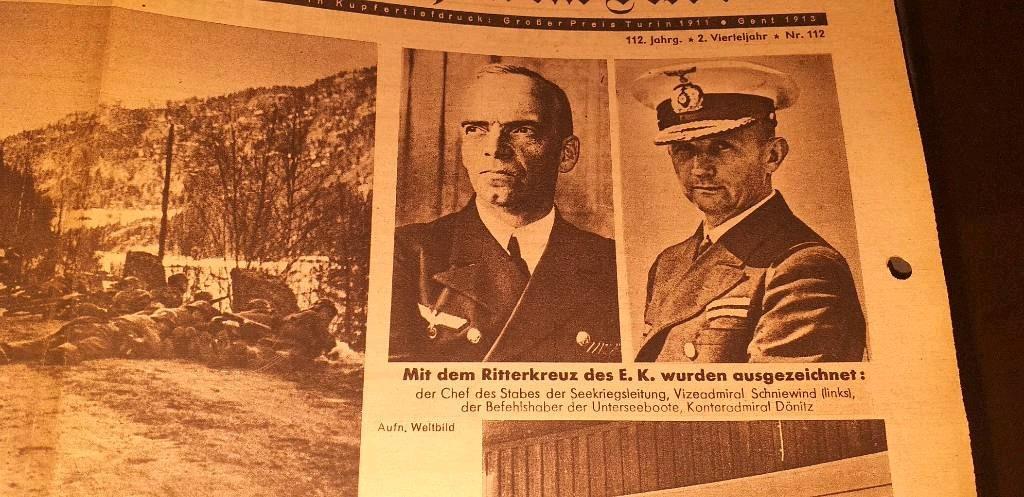 Des suppléments de journaux allemands Page310