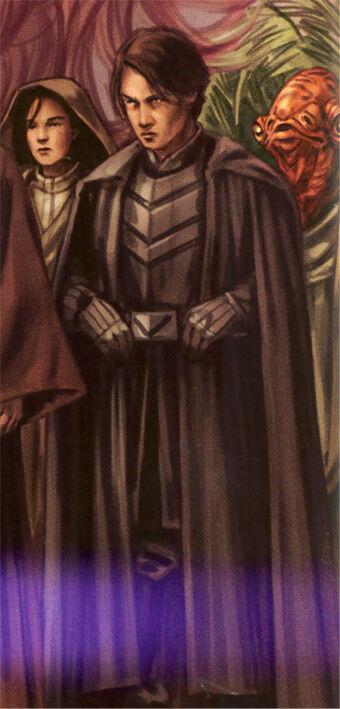 Darth Caedus vs Cade Skywalker  Jacenc12