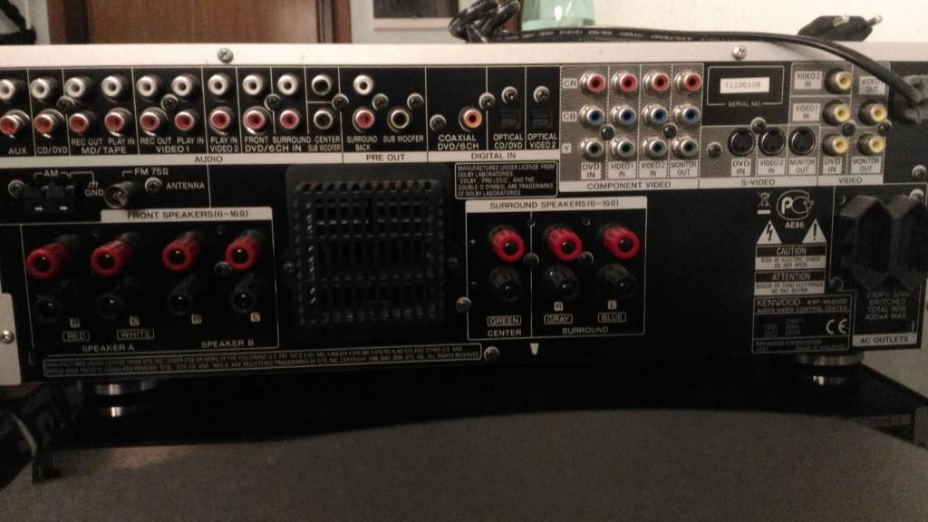 posso connettere uno smart box SPDIF COAXIALE all'entrata OTTICA dell Amplificatore? Ampli11