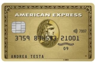 Presentazione per carte American Express, primo anno Gratis e bonus (120€+50€) Smarts11