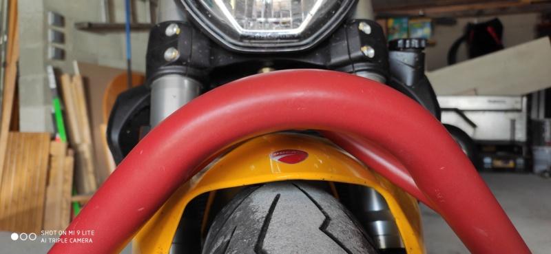 Bequille avant sous tés de fourche Gentlemen Rider Img_2010