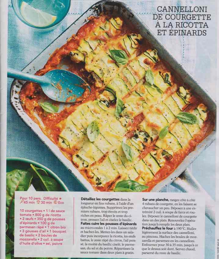 """les bons """" petits """" plats maison - Page 18 1014"""