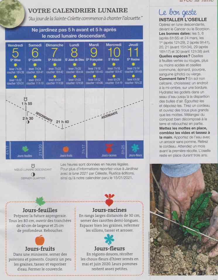 votre calendrier lunaire de la semaine - Page 8 14f11