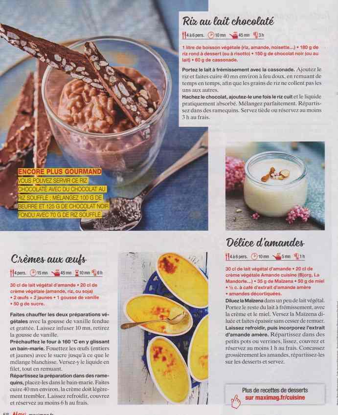 varier les desserts - Page 8 157