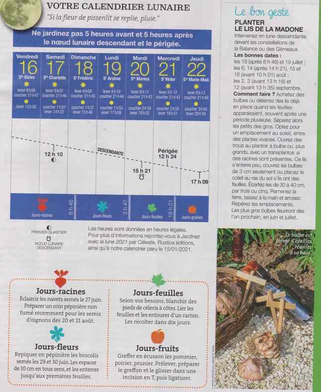 votre calendrier lunaire de la semaine - Page 9 1d19