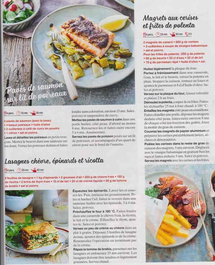 """les bons """" petits """" plats maison - Page 18 213"""