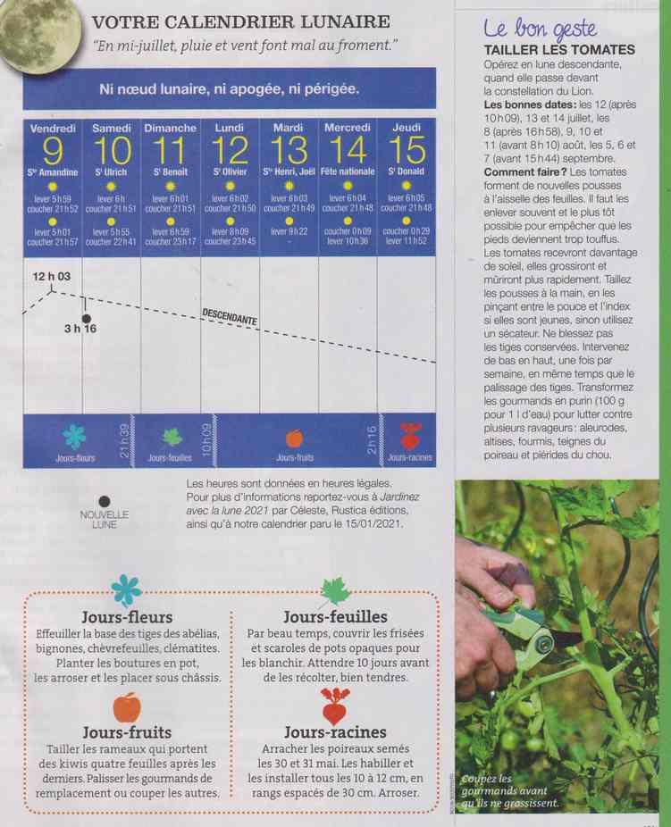 votre calendrier lunaire de la semaine - Page 9 3c16