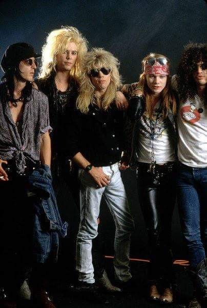 How much Rolling Stones influence can you pick on Guns n' Roses songs 3768e010