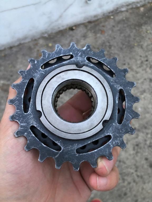 Démontage roue libre Maillard Image110
