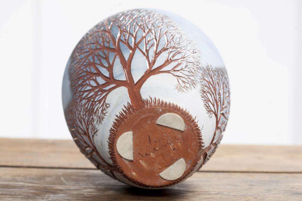 Scandinavian Studio Vase - Per Liljegren, Sweden Img_1110