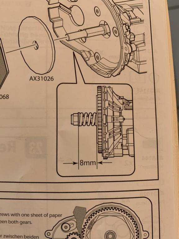 Réglage du slipper et utilité 056e4110