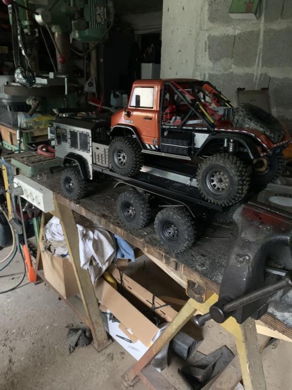 Camion Zil 131 6x6 impression 3D avec balancier totalement fait maison - Page 11 45175610