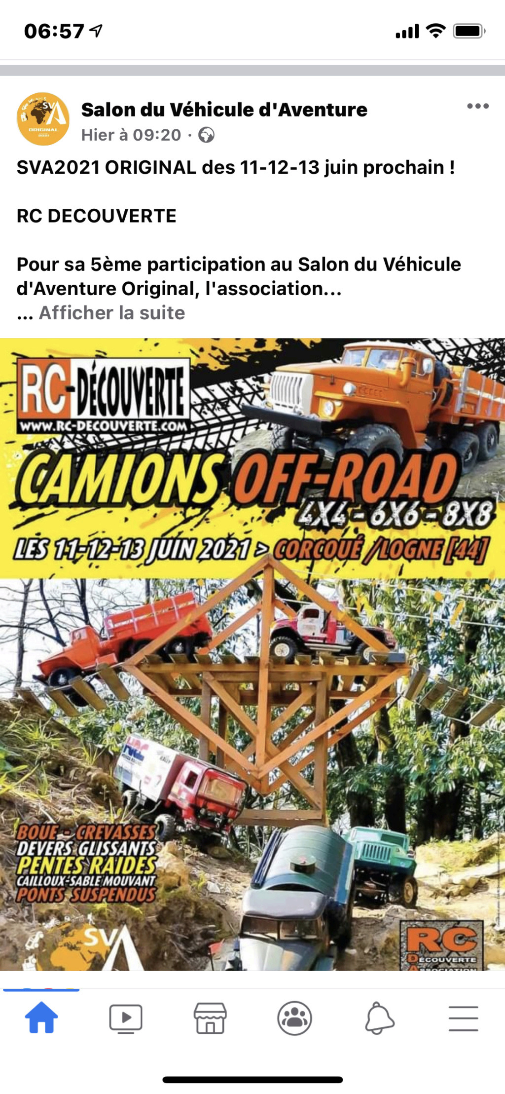 Salon du Véhicule d'Aventure SVA 2021 - Corcoué sur Logne (44) : du 11 au 13 juin - Page 4 7473b910