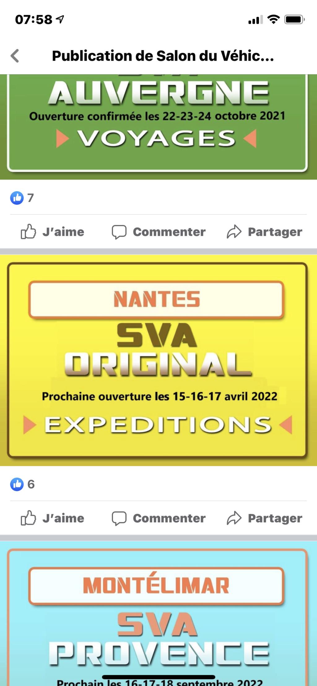 Salon du Véhicule d'Aventure SVA 2021 - Corcoué sur Logne (44) : du 11 au 13 juin - Page 15 95ebc910