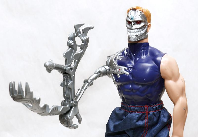 Max Steel villain Psycho Psycho12