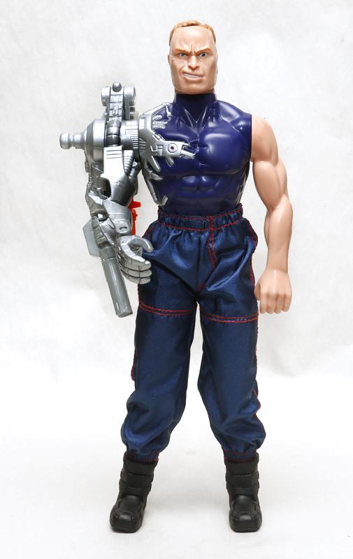 Max Steel villain Psycho Psycho21