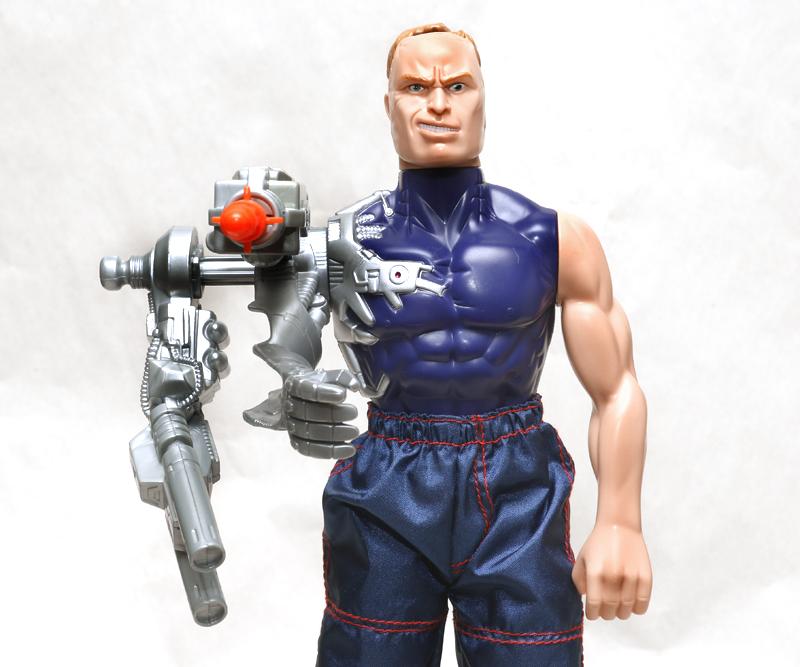 Max Steel villain Psycho Psycho22
