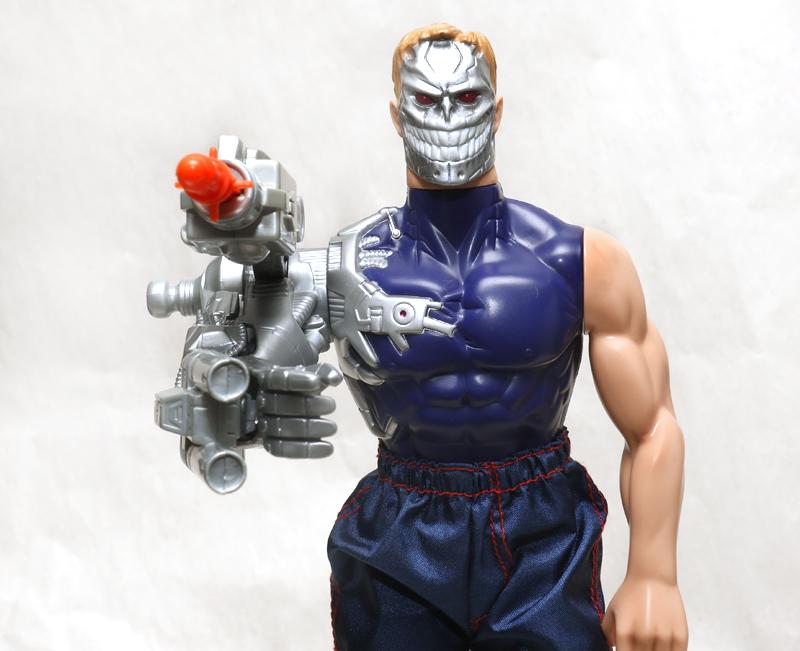 Max Steel villain Psycho Psycho23