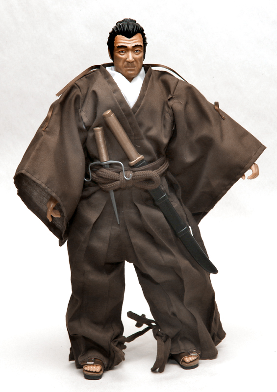 Dragon figure Samurai Samura10