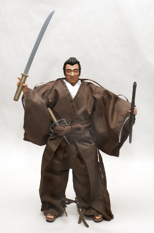 Dragon figure Samurai Samura11