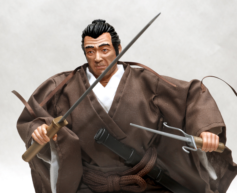 Dragon figure Samurai Samura12