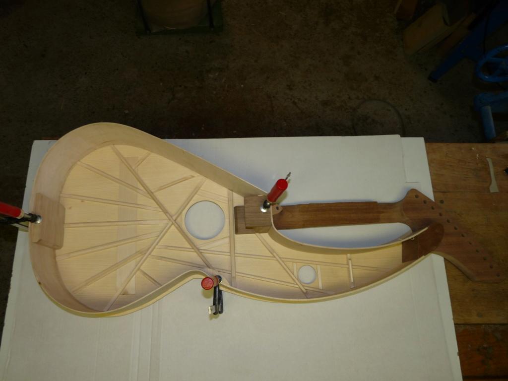 Harp Guitar Constr10