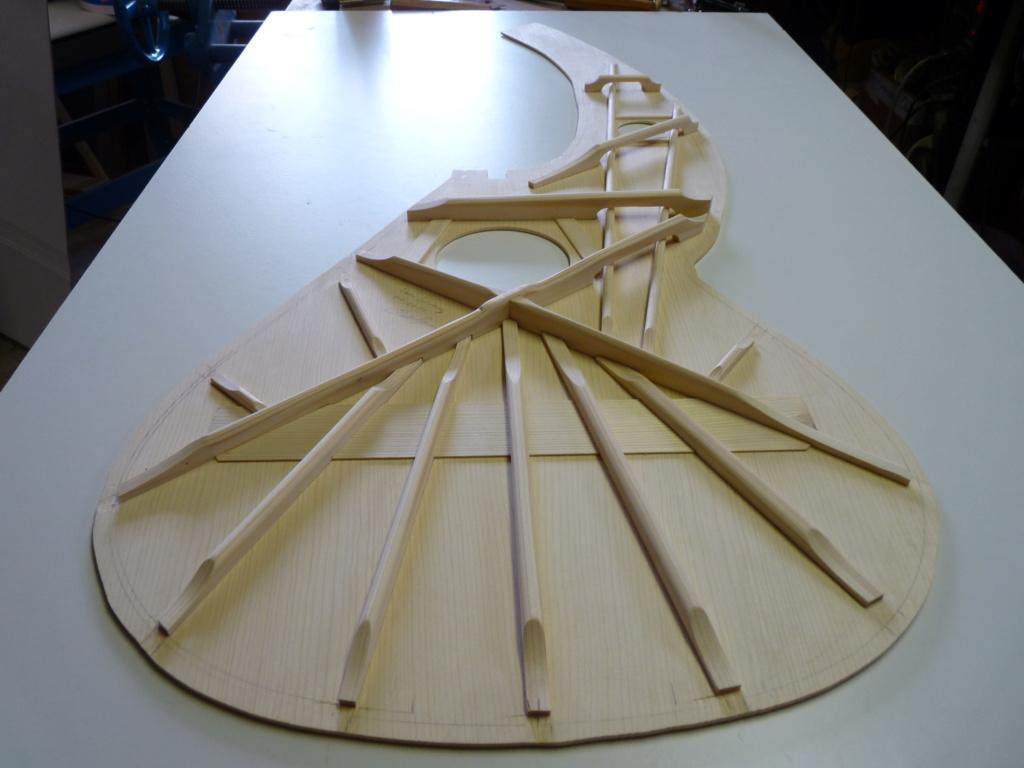 Harp Guitar Constr11