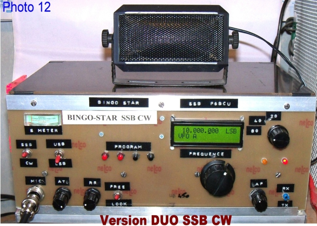 CONSTRUIRE SON TRANSCEIVER  SSB  mono ou multi bandes Bingo_10