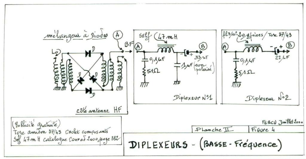 REMASTERISATION  D'UN RECEPTEUR A CONVERSION DIRECTE  DE L'AN 2000 Diplex11