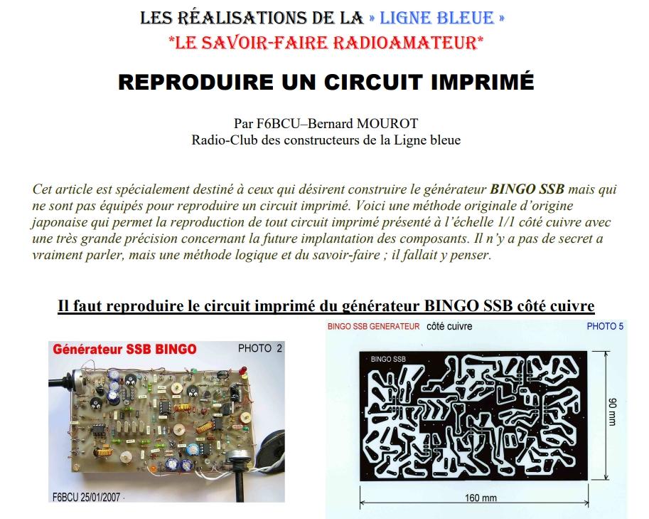 NOUVELLE CONSTRUCTION OM  le Transceiver FUNK DSB CW 80 V3 Realis10