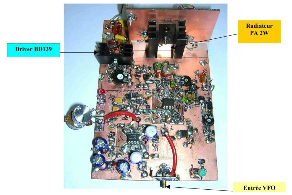 NOUVELLE CONSTRUCTION OM  le Transceiver FUNK DSB CW 80 V3 Ugly_c10