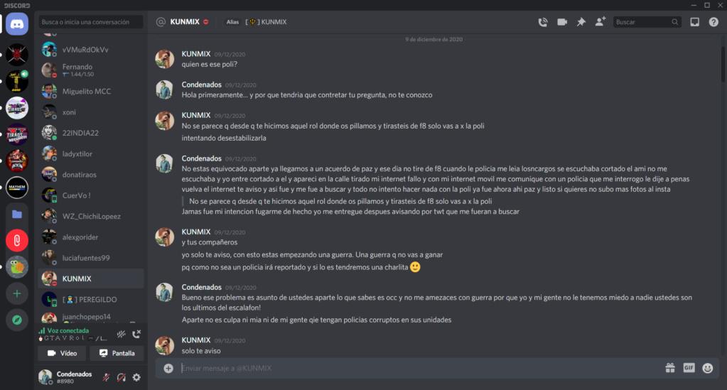 pruebas del reporte anterior Kunmix10