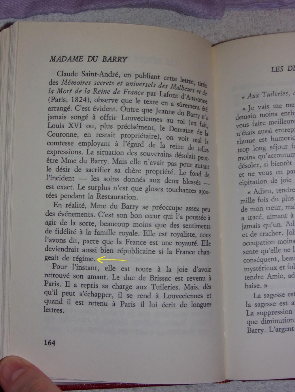 Jeanne Bécu, comtesse du Barry - Page 10 18_lev12