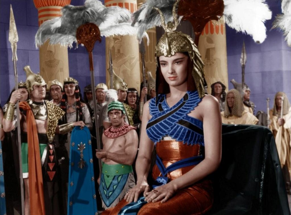 Cléopâtre, reine d'Egypte - Page 4 3334f810