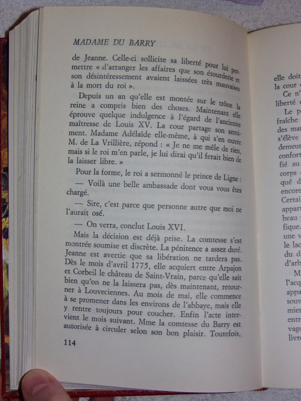 Jeanne Bécu, comtesse du Barry - Page 10 3_levr11