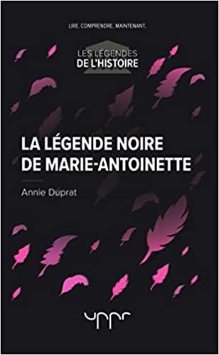 Annie Duprat : Marie-Antoinette  416q2j10