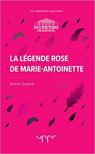 Annie Duprat : Marie-Antoinette  41brn310