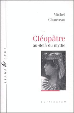 Cléopâtre, reine d'Egypte 41rndv12