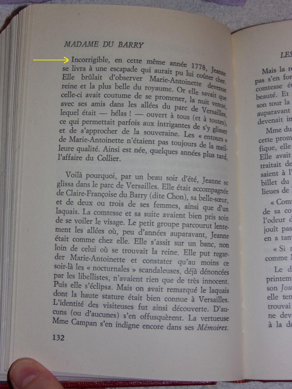 Jeanne Bécu, comtesse du Barry - Page 10 5_levr10