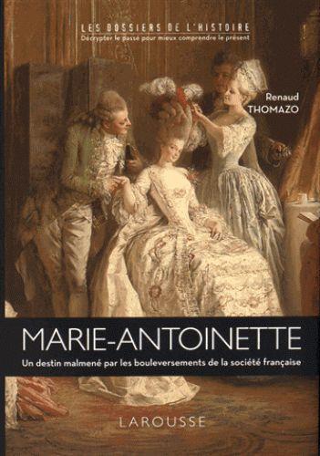 Marie-Antoinette, de Renaud Thomazo 97820311