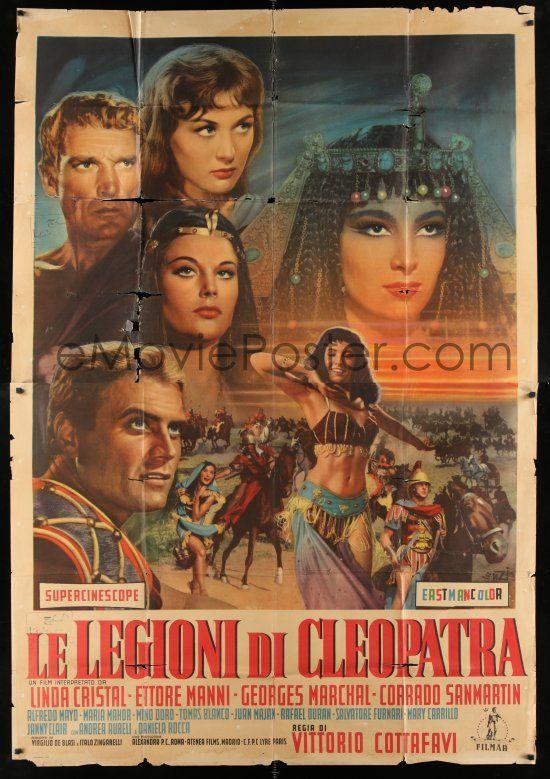 Cléopâtre, reine d'Egypte Italia11