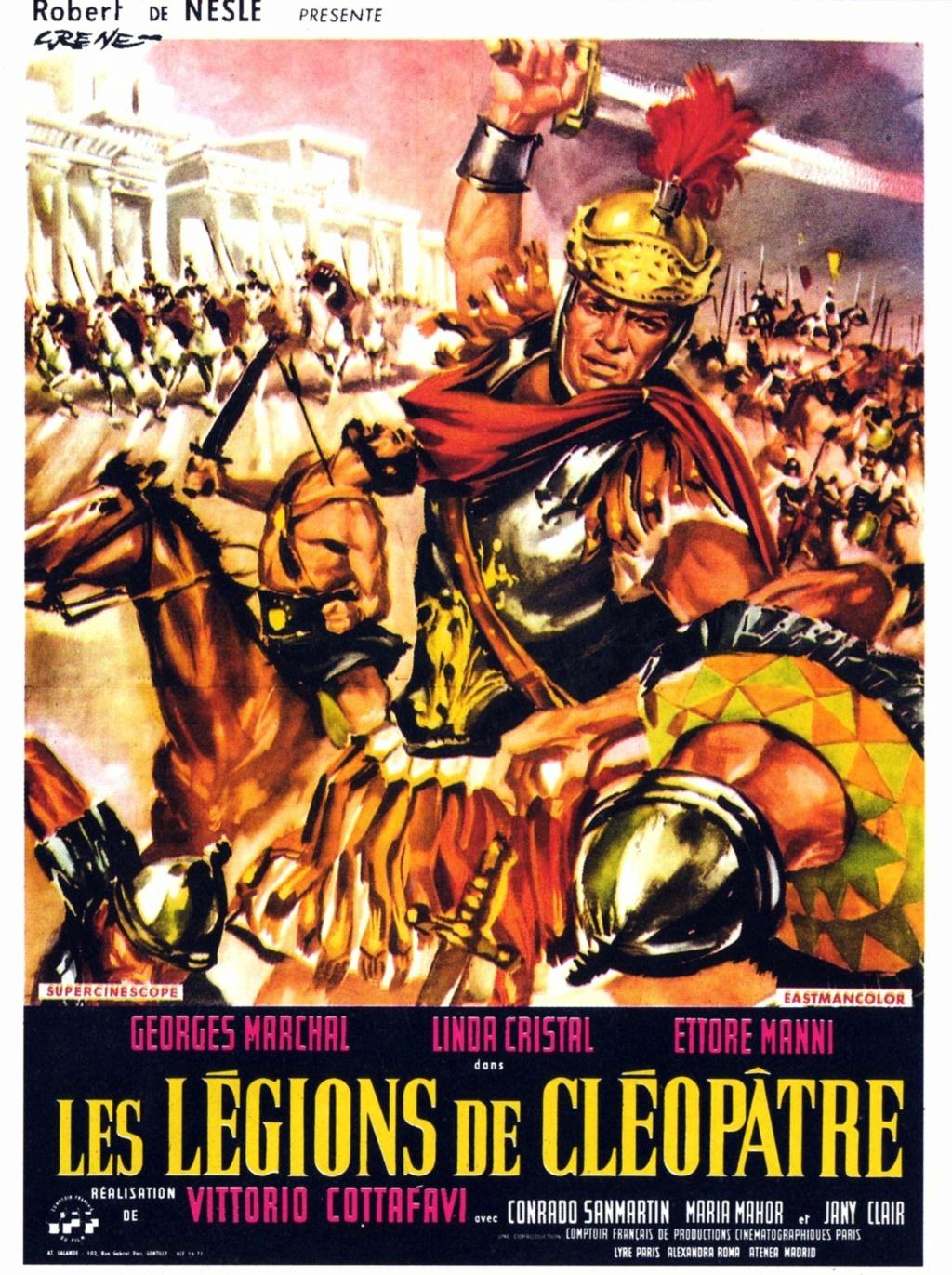 Cléopâtre, reine d'Egypte Les_le11