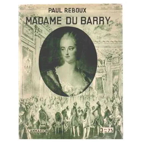 Jeanne Bécu, comtesse du Barry - Page 10 Paul-r10